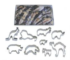 Animals Cookie Cutter Set